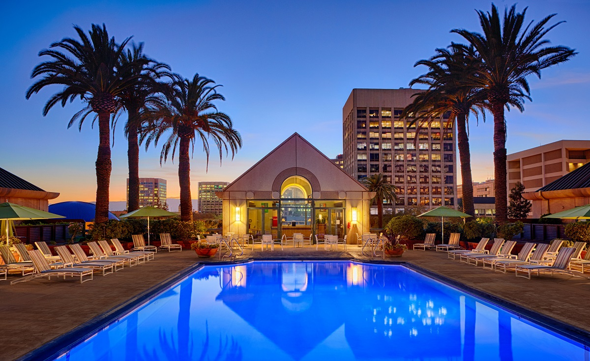 Fairmont San Jose Pool